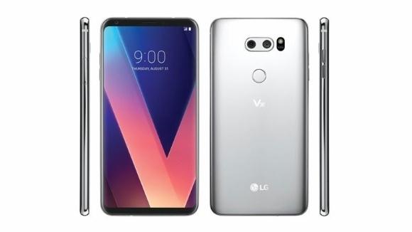 LG V30 renk seçenekleri belli oldu!