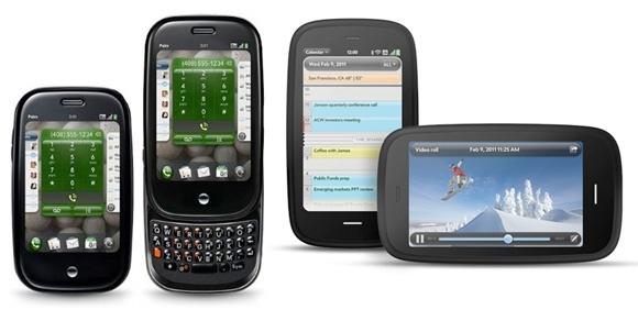 Palm akıllı telefon pazarına geri dönüyor!