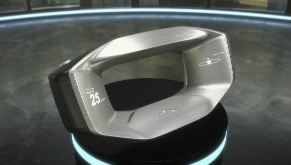 Jaguar'dan geleceğin direksiyonu!