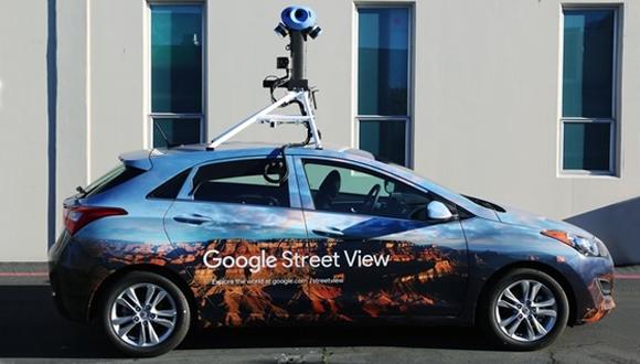 Google, Street View kameralarını yeniledi!
