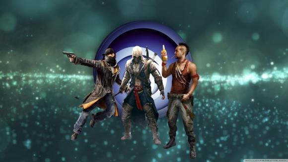 Ubisoft oyunları sudan ucuz oldu!