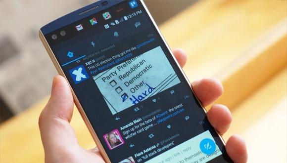 Twitter'ın internet sitesinde büyük yenilik!