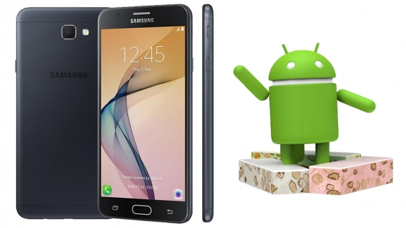 Galaxy J7 Prime için Nougat sunuluyor!