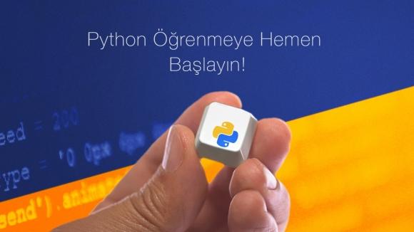 Programlama dili Python kursu %90 indirimde!