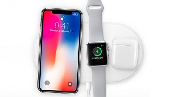Apple'ın kablosuz şarj istasyonu AirPower duyuruldu!