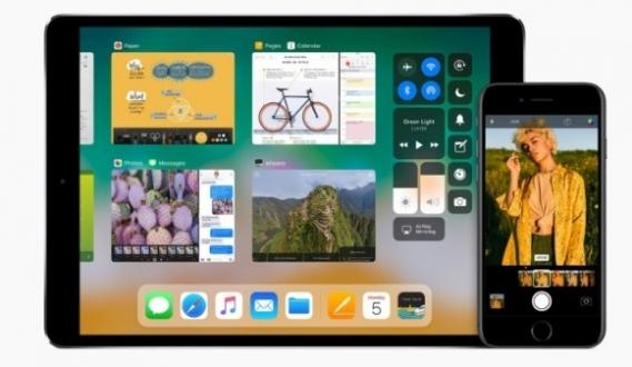 iOS 11 Golden Master yayınlandı!