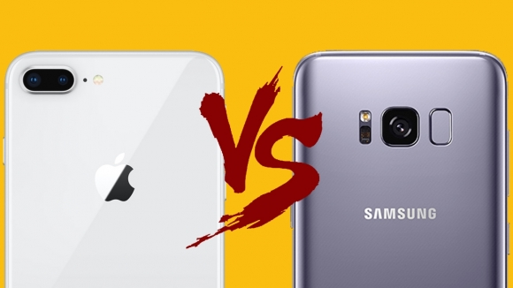 iPhone 8 Plus – Galaxy S8 Plus Karşılaştırma