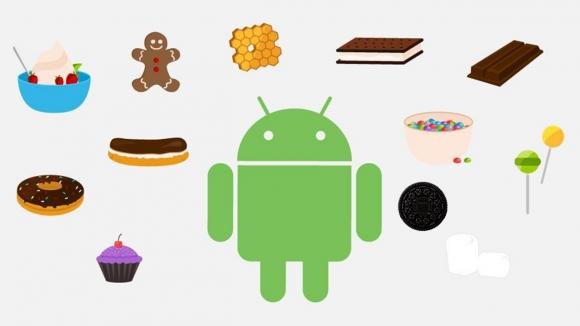Android sürümlerinin kullanım oranları!