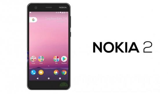 4000 mAh bataryalı Nokia 2 geliyor!