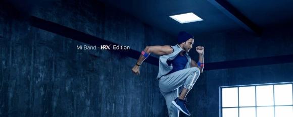 Xiaomi Mi Band HRX Edition duyuruldu!