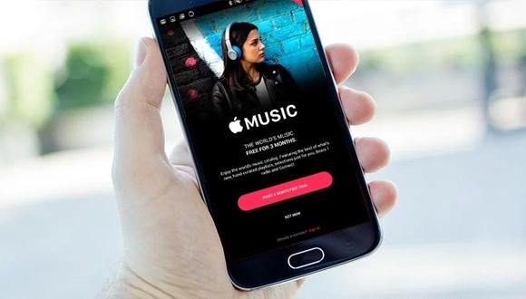 Android için Apple Music'te büyük yenilik!