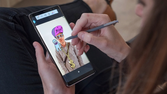 iPhone'dan Galaxy Note 8'e nasıl geçilir?
