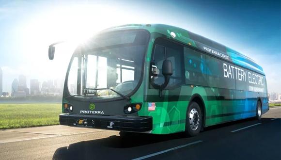 Elektrikli otobüs ile yeni bir rekor kırıldı!