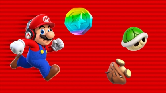 Super Mario Run için büyük güncelleme!