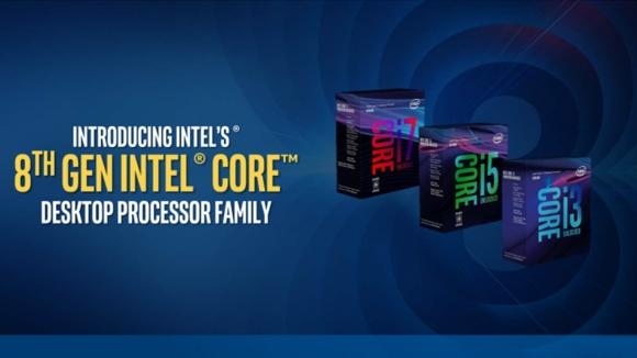 Intel Coffee Lake işlemciler duyuruldu!