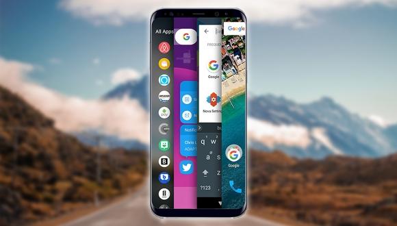 En iyi Android Launcher uygulamaları 2018