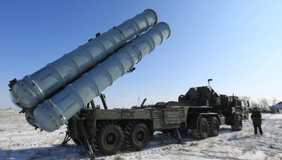 Suriye'ye gönderilen S-400 füzeleri