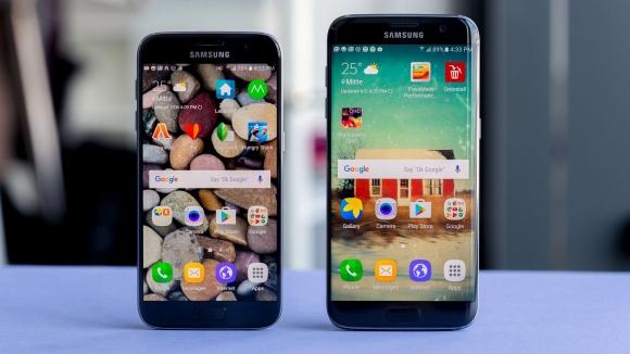 Galaxy S7 tanıtıldı İşte Galaxy S7 özellikleri!