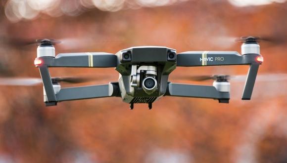 Katlanabilir drone DJI Mavic Pro tanıtıldı