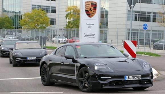 Tesla'nın yeni rakibi: Porsche Mission E