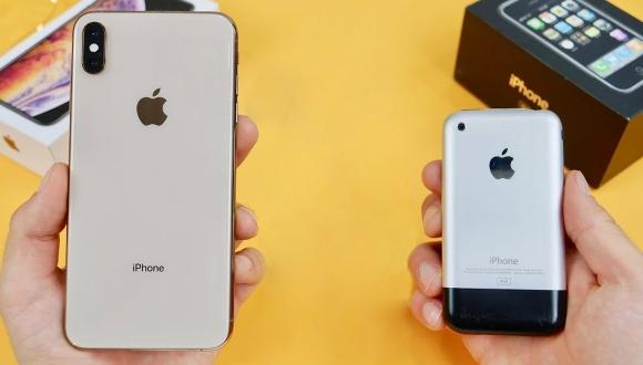 Geçmişten günümüze iPhone modelleri!
