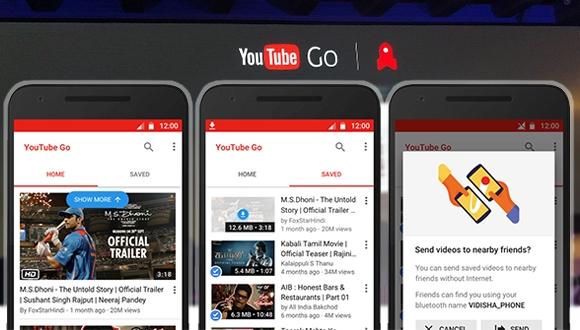 YouTube videolarını internetsiz izleyin!