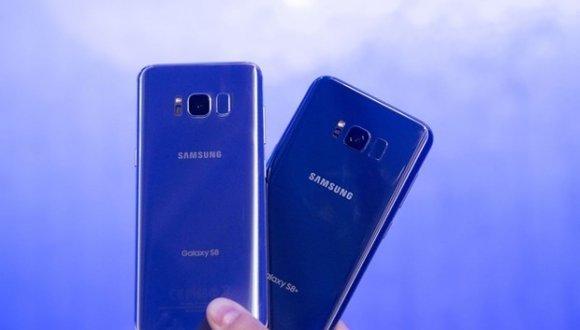 Samsung Galaxy S8 Plus ön inceleme!