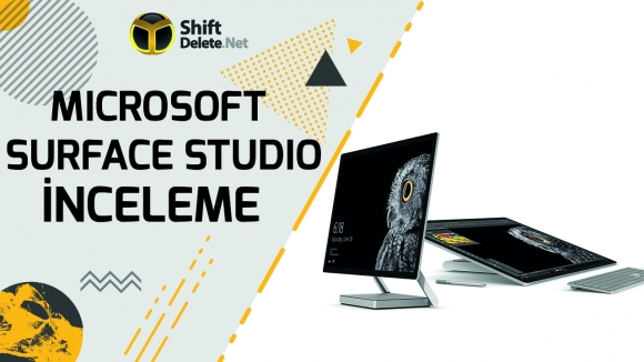 Microsoft Surface Studio inceleme