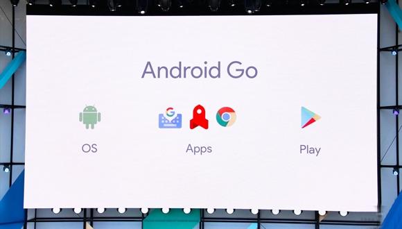 Android Oreo Go Edition yayınlandı