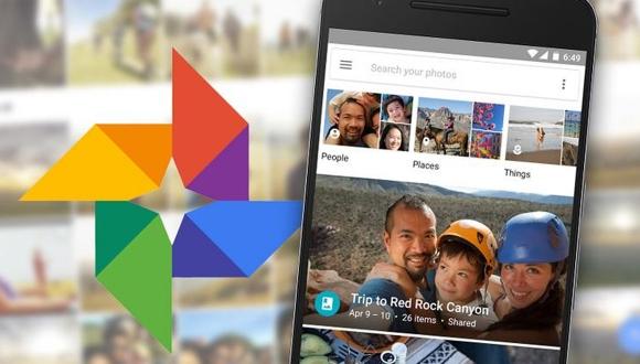 Google Fotoğraflar için yeni özellikler yolda!