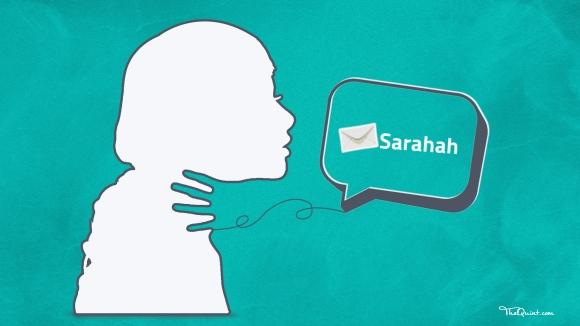 Sarahah nedir?