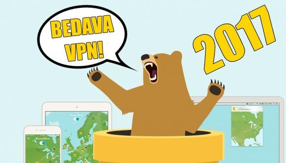 En iyi ücretsiz VPN hizmetleri (2017)