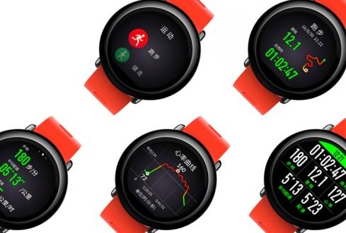 Xiaomi akıllı saat satışta!