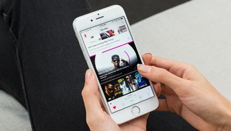 Apple Music hızla büyümeye devam ediyor!