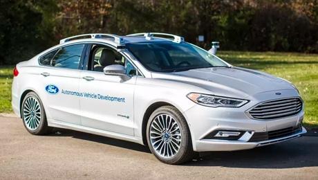 Ford ve Lyft arasında otonom araç anlaşması!