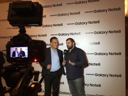 Samsung gözünden Galaxy Note 8!