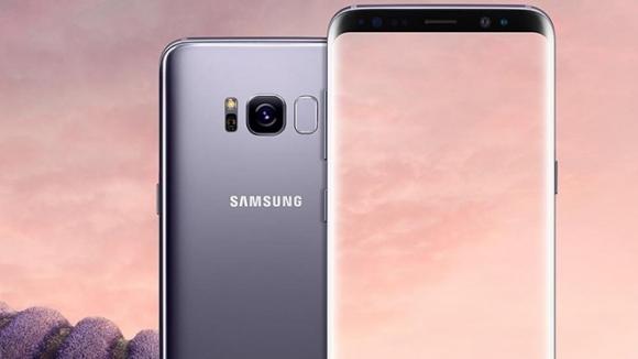 Samsung'dan parmak izi okuyucu devrimi!