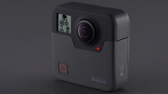 360 derece çeken GoPro Fusion detaylandı!