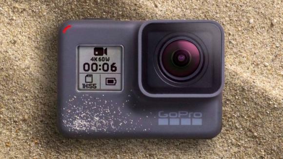 GoPro Hero 6 Black aksiyon kamerası tanıtıldı!
