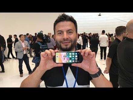 iPhone X ön inceleme!