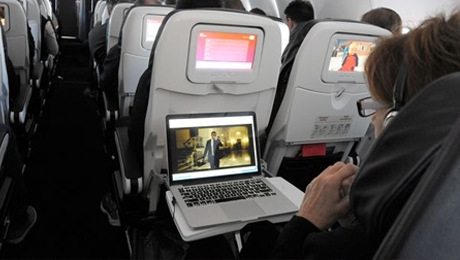 Netflix'ten uçaklara özel internet çözümü!