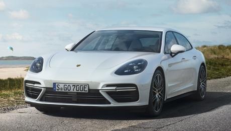 Porsche'den 680 beygirlik hibrid otomobil!