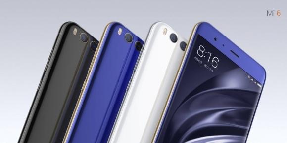 Xiaomi Mi 6 için büyük indirim!