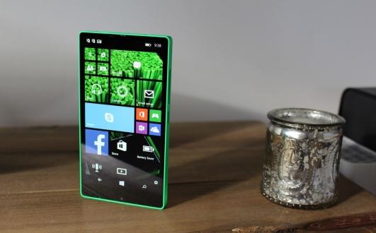 İptal edilen çerçevesiz Microsoft Lumia sızdırıldı!