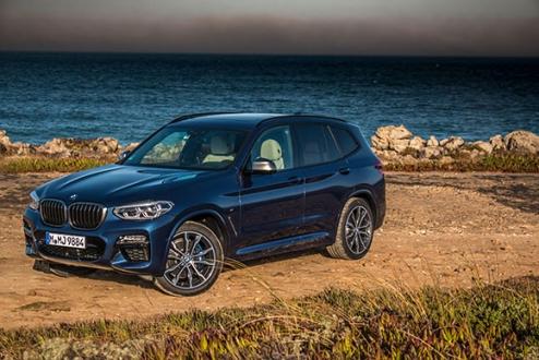 2018 BMW X3 teknolojisi ile daha da güçlü!