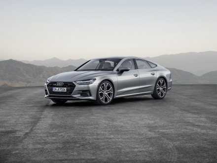 2018 Audi A7 resmen duyuruldu!