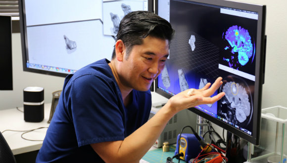3D beyin taraması yapıldı!