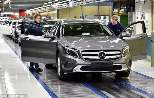 Mercedes 1 milyon aracını geri çağırıyor!