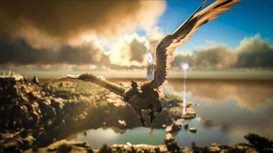 ARK'a Ragnarok güncellemesi geliyor!