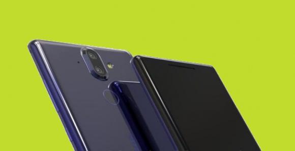 Yeni Nokia 9 görseli sızdırıldı!